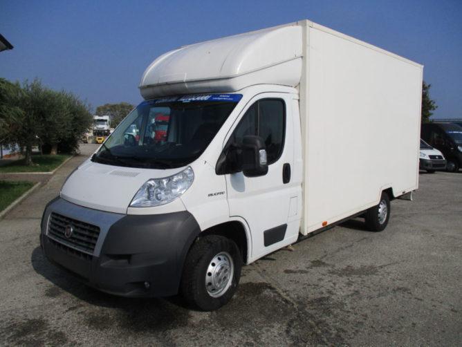 FIAT DUCATO 130Mjet EURO5 BOX