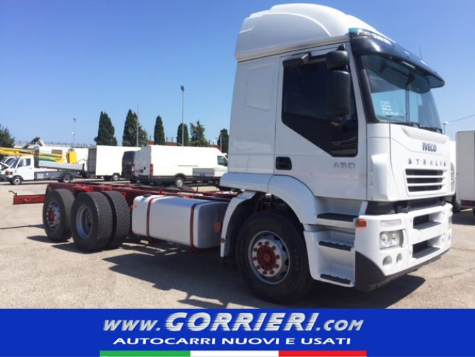 IVECO STRALIS AT260S43P