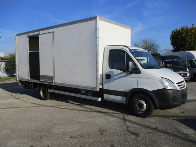 IVECO DAILY 65C18 EURO4