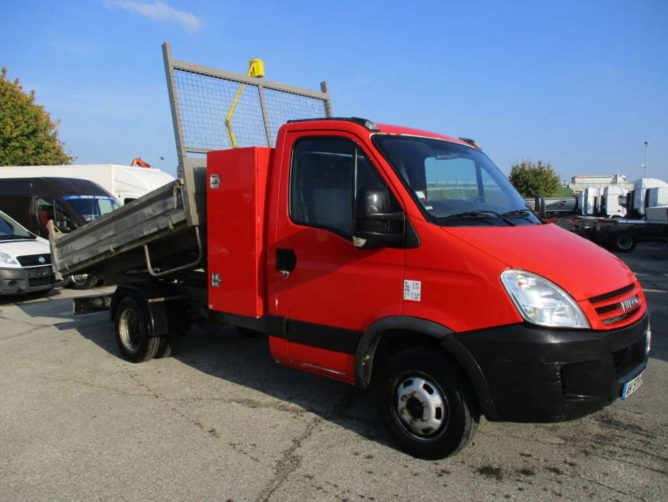 IVECO DAILY 35C10 EURO4
