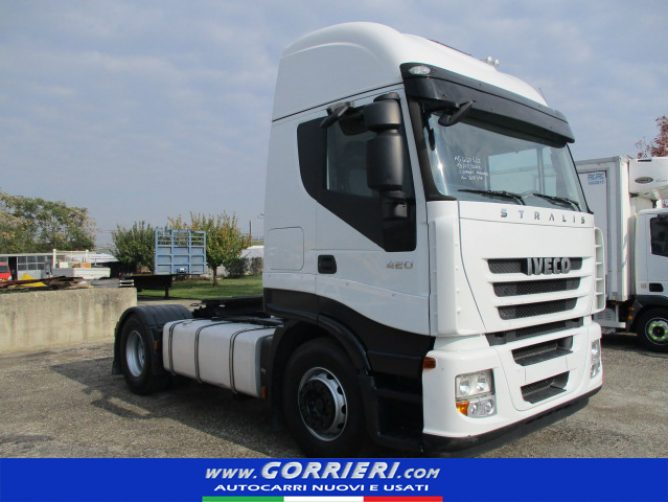 IVECO STRALIS AS440S42TP