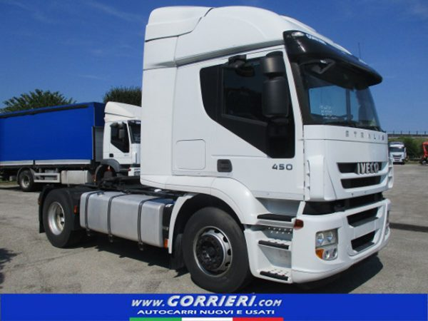 IVECO STRALIS AT440S45TP EURO5