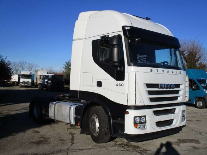 IVECO STRALIS AS440S45TP EURO5
