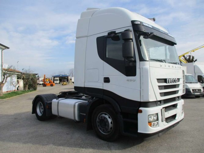 IVECO STRALIS AS440S45TP EEV EURO5