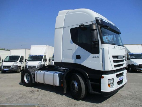 IVECO STRALIS AS440S45TP E5 EEV INTARDER
