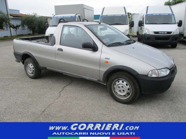 Fiat Strada 1.7TD Motore Nuovo
