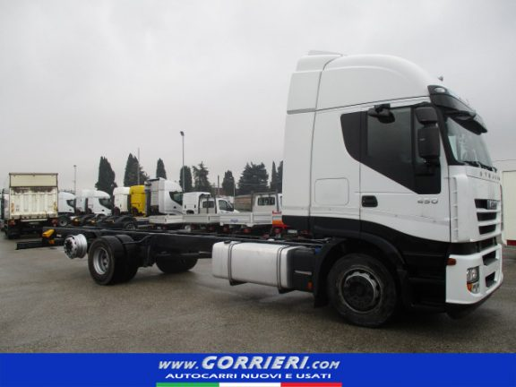 Iveco Stralis AS260S45P