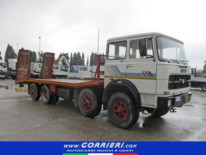 FIAT 180NC, 4 ASSI