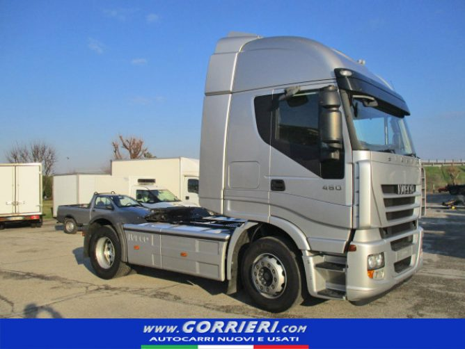 iveco Stralis AS440S46TP Eco