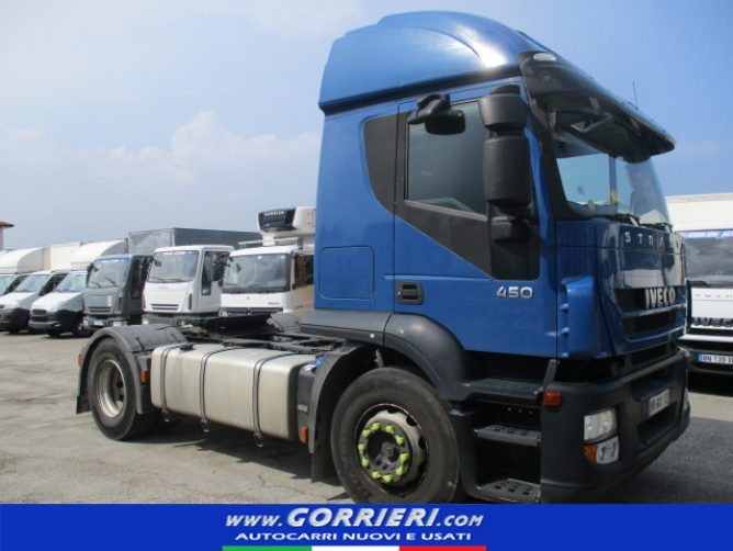 IVECO STRALIS AT440S45TP INTARDER