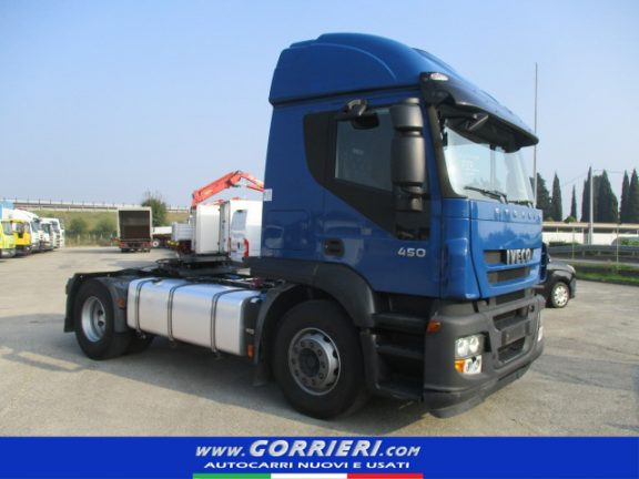 Iveco AT440S45TP Intarder