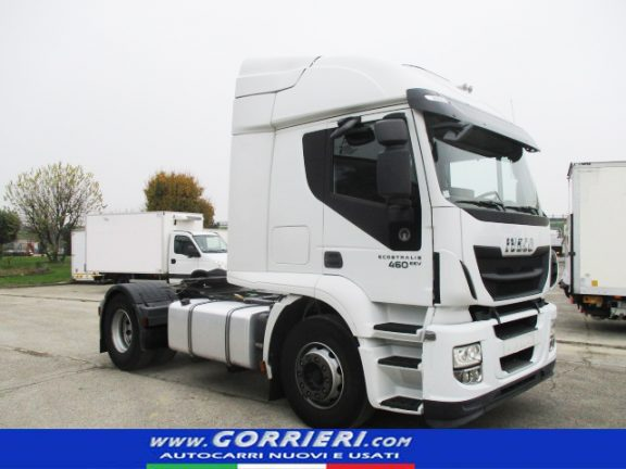 Iveco Ecostralis Hi-Road AT440S46
