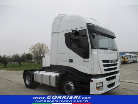 Iveco Stralis AS440S50 EEV INTARDER