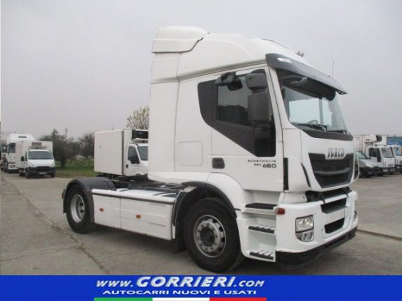 IVECO ECOSTRALIS HI-ROAD AT440S46 Intarder
