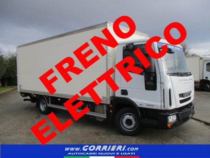 IVECO EUROCARGO 80E18 EURO5