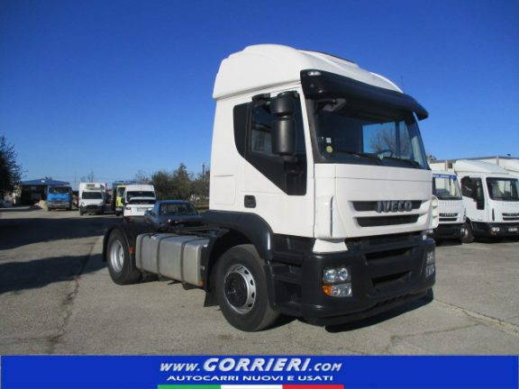 Iveco Stralis AT440S42TP Euro5
