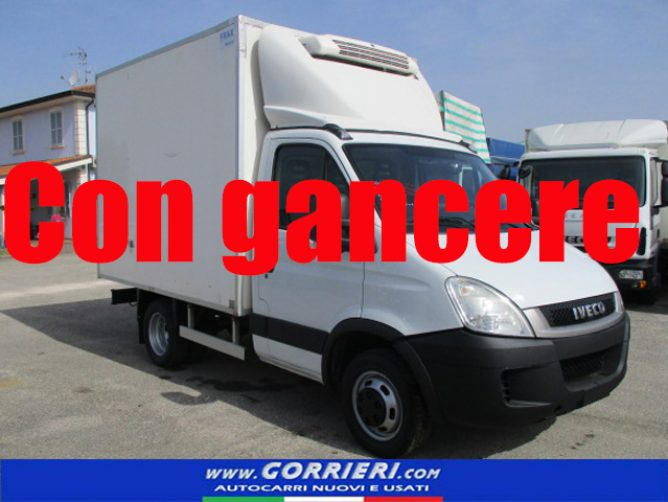 Iveco Daily 35C15 gancere