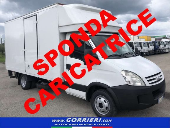 Iveco Daily 35C12 euro4