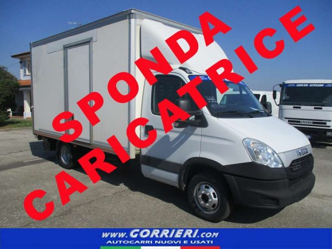 Iveco Daily 35C13 Euro5