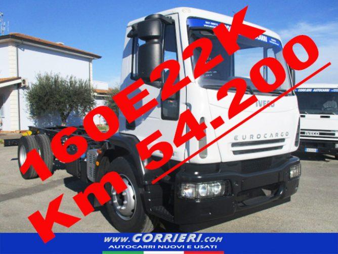 Iveco Eurocargo 160E22K