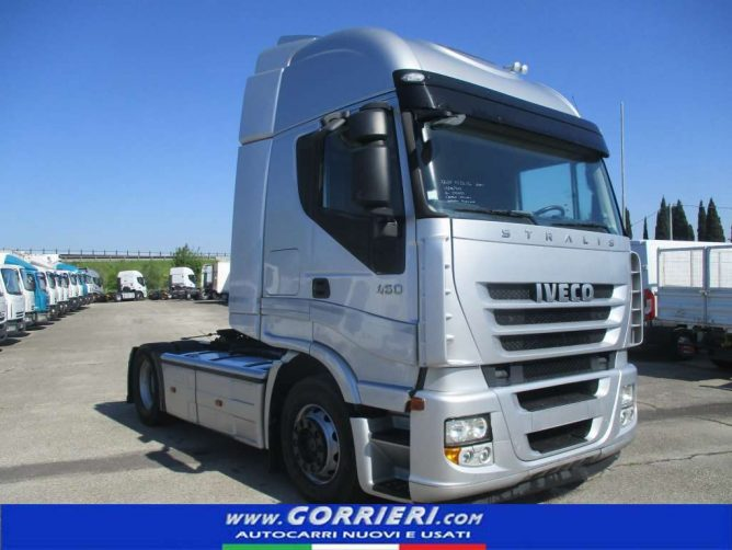 Iveco Ecostralis AS440S46