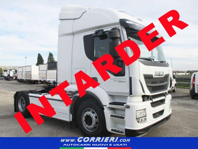 IVECO ECOSTRALIS AT440S46 Intarder