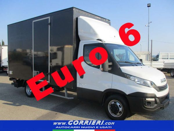 Iveco Daily 35-140 euro6