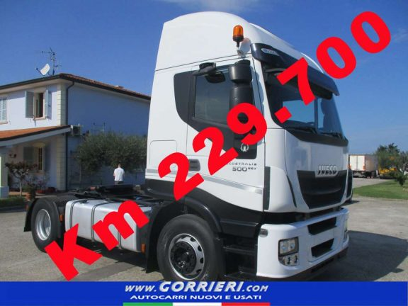 IVECO STRALIS HI-WAY AS440S50TP
