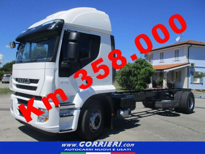 IVECO STRALIS AT190S31