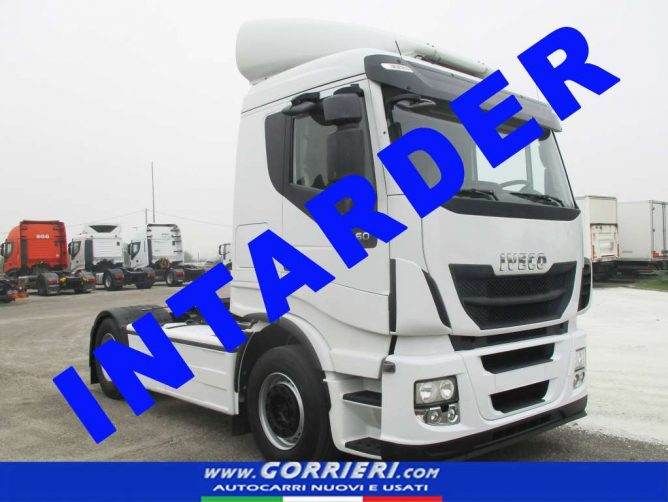 Iveco Stralis AS440S46TP Hi-Way