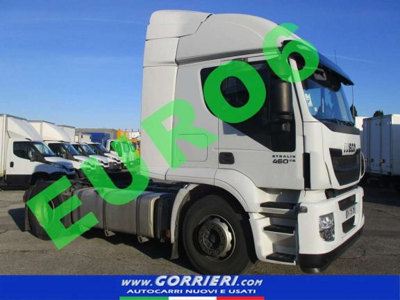 Iveco Stralis AT440S46TP Hi-Road